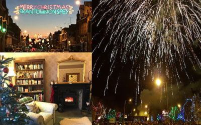 CHRISTMAS & HOGMANAY COMES TO GRANTOWN ON SPEY 2020
